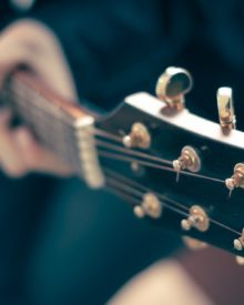 Music History: From Snorting To Guitar